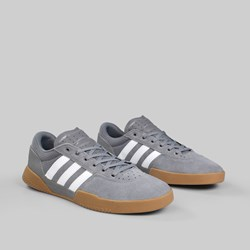 ADIDAS CITY CUP GREY THREE FOOTWEAR WHITE GUM