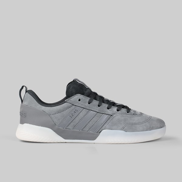 ADIDAS CITY CUP X NUMBERS GREY FIVE CARBON GREY ONE