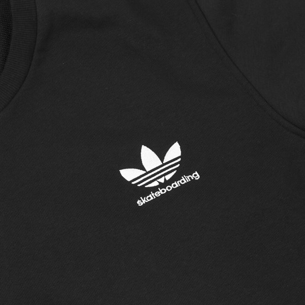 ADIDAS CLIMA 2.0 CREW NECK SWEAT BLACK
