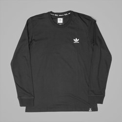 ADIDAS CLIMA 2.0 LONG SLEEVE TEE BLACK