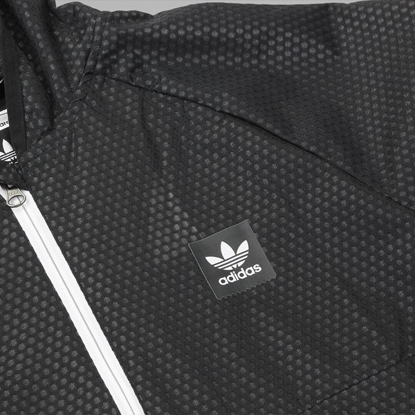 ADIDAS CLIMASTORM WINDBREAKER BLACK