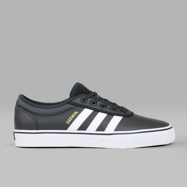 ADIDAS DAEWON ADI EASE BLACK WHITE GOLD