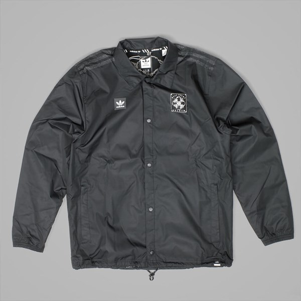 ADIDAS DKLEIN COACHES JACKET BLACK