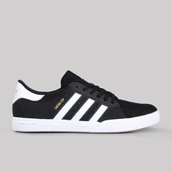 ADIDAS LUCAS ADV BLACK WHITE GOLD