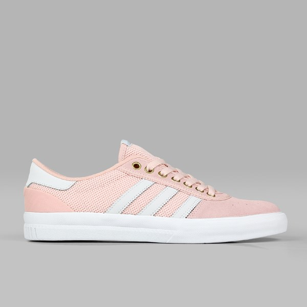 ADIDAS LUCAS PREMIER VAPOUR PINK GREY ONE WHITE