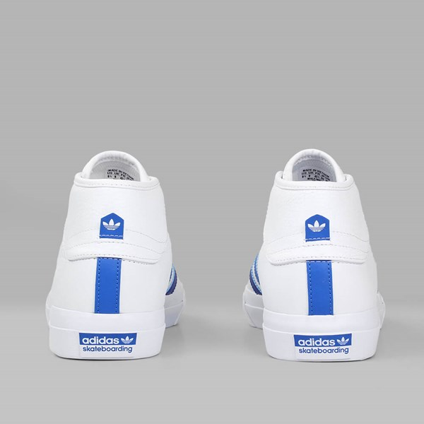ADIDAS MATCHCOURT MID NAKEL WHITE ROYAL BLUEBIRD