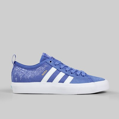 ADIDAS MATCHCOURT RX REAL LILAC WHITE CHALK PURPLE