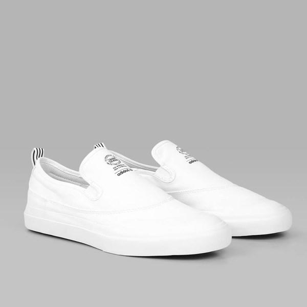 08d63600532c53 ADIDAS MATCHCOURT SLIP WHITE WHITE WHITE