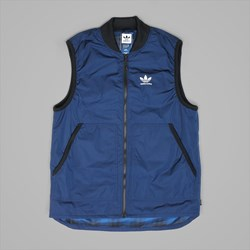 ADIDAS MEADE L VEST COLLEGIATE NAVY BLACK