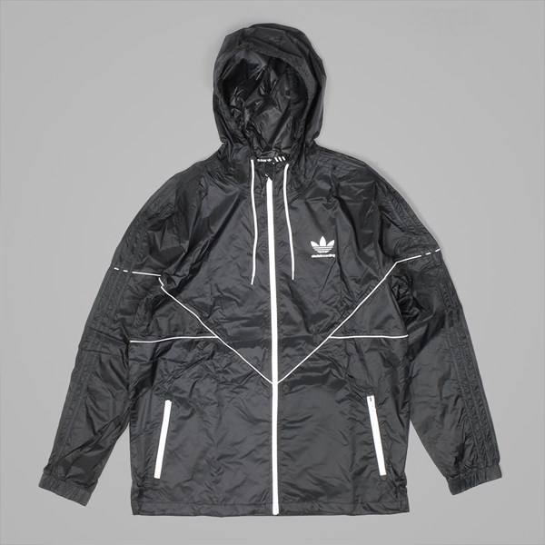 ADIDAS PCK TECH JACKET BLACK