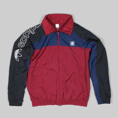 ADIDAS PROTECT JACKET BLACK COLLEGIATE NAVY