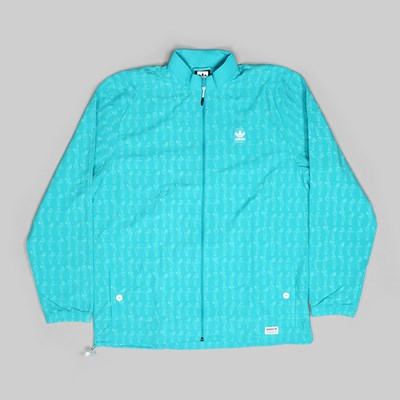 ADIDAS ROBIN CLARE JACKET SHOCK GREEN