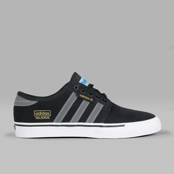 ADIDAS SEELEY OG ADV CORE BLACK SOLID GREY