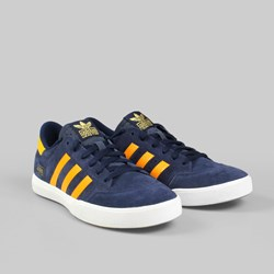 ADIDAS SKATE LUCAS TRAINER COLLEGIATE NAVY/COLLEIGATE GOLD/RUNNING WHITE