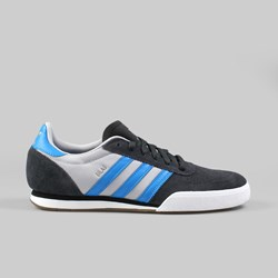 ADIDAS SKATE SILAS SLR TRAINER SOLID GREY/SOLAR BLUE/SOLID GREY