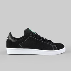 ADIDAS SKATE STAN SMITH VULC TRAINER BLACK/RUNNING WHITE/FAIRWAY