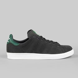 ADIDAS SKATE STAN SMITH VULC TRAINER SOLID GREY/FOREST NIGHT/RUNNING WHITE
