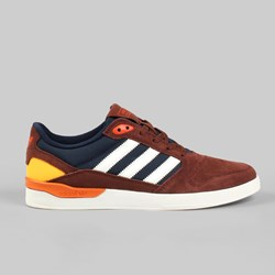 ADIDAS SKATE ZX VULC TRAINER FOX ORANGE/RUNNING WHITE/COLLEGIATE NAVY