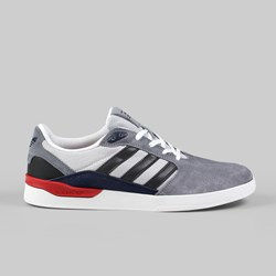 ADIDAS SKATE ZX VULC TRAINER SOLID GREY/SOLID GREY/COLLEGIATE NAVY