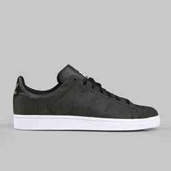 ADIDAS STAN SMITH VULC BLACK GREY