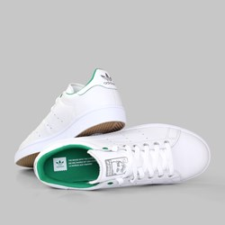 ADIDAS STAN SMITH VULC VINTAGE WHITE GREEN