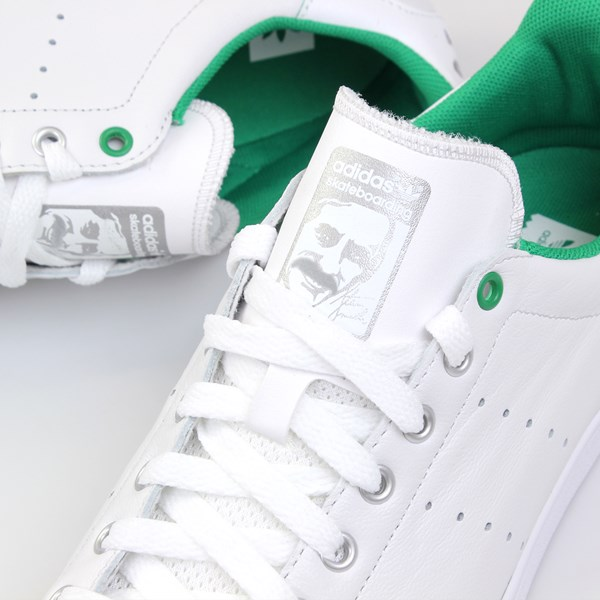 reputable site 01cb3 10d04 ADIDAS STAN SMITH VULC VINTAGE WHITE GREEN | Adidas ...