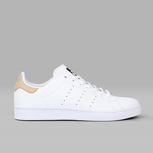 Adidas Chaussures Stan Smith Vulc White Pale Nude