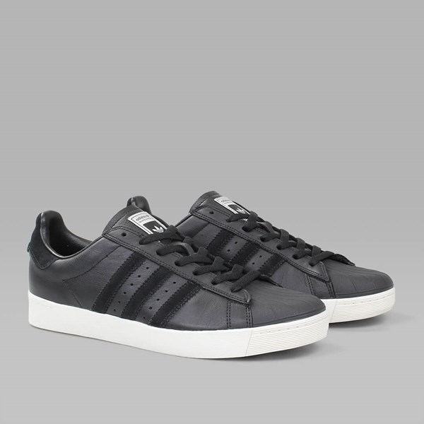 ADIDAS SUPERSTAR VULC ADV CORE BLACK CHALK WHITE
