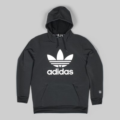 ADIDAS TEAM TECHNICAL HOOD (OVERSIZED) BLACK