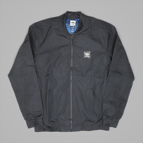 ADIDAS VARSITY LIGHTWEIGHT JACKET BLACK