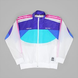 ADIDAS X ASAP FERG WINDBREAKER JACKET WHITE