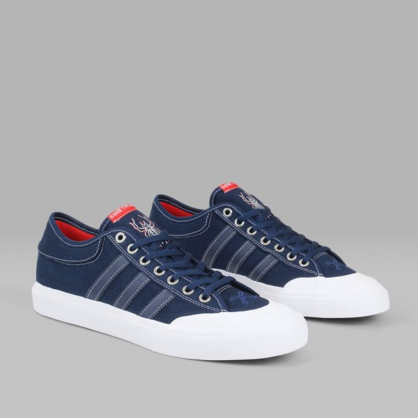 ADIDAS X BONETHROWER MATCHCOURT NAVY