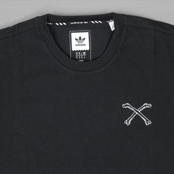ADIDAS X BONETHROWER SS TEE BLACK