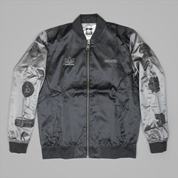 ADIDAS X GASIUS VARCITIES JACKET BLACK