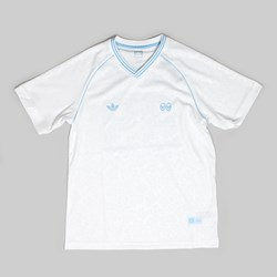 ADIDAS X KROOKED JERSEY WHITE CLEAR BLUE