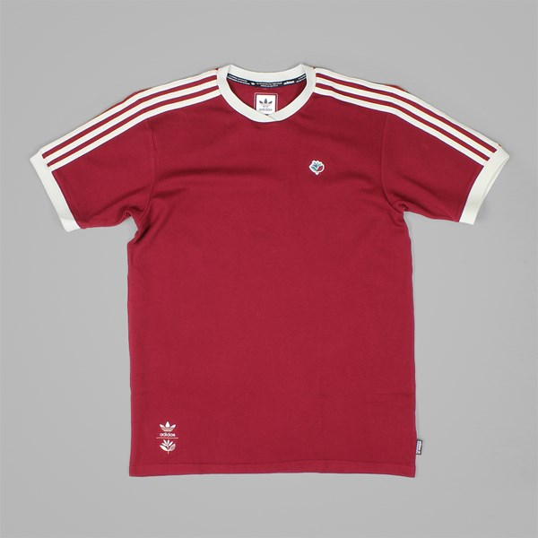 ADIDAS X MAGENTA JERSEY BURGUNDY CLEAR BROWN
