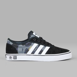 ADIDAS X MHAK ADI-EASE CORE BLACK WHITE