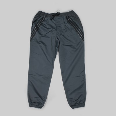 ADIDAS X NUMBERS TRACK PANTS CARBON BLACK