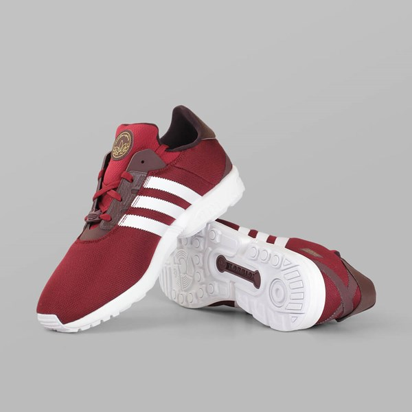 check out 6a8ff 5d3f6 ADIDAS ZX GONZ BURGUNDY WHITE RED