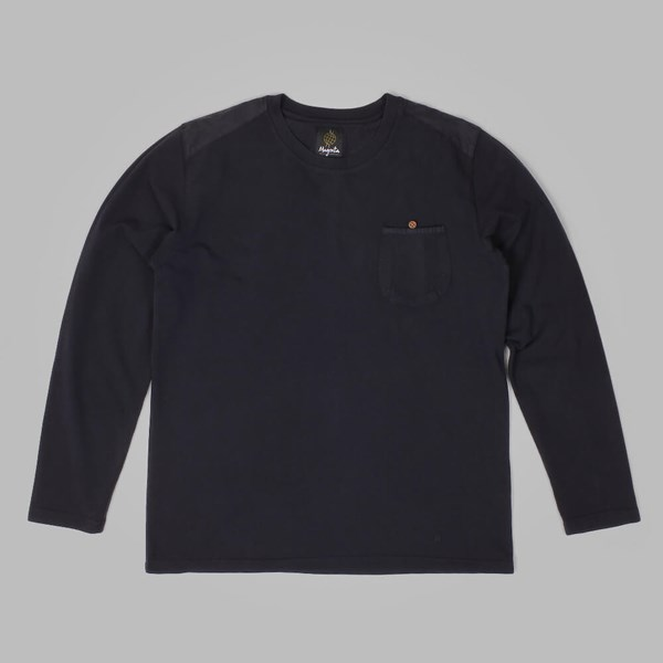AIME BY MAGENTA PULL OVER SWEATER NAVY BLUE