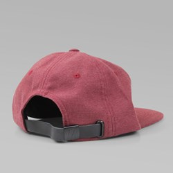 AIME BY MAGENTA POLO CAMP CAP BORDEAUX