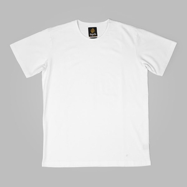 AIME BY MAGENTA T SHIRT JERSEY WHITE