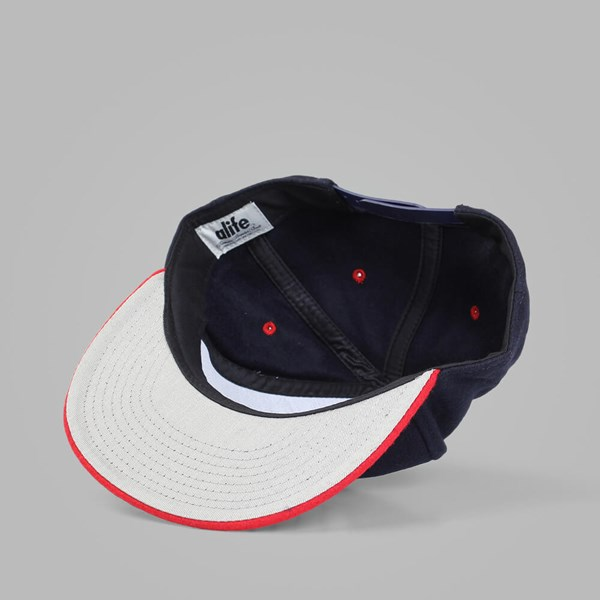 ALIFE CORE DIAMOND SNAPBACK CAP NAVY