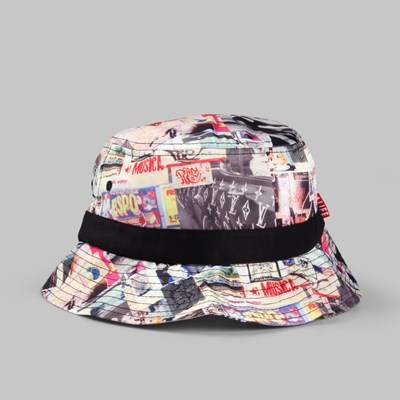 ALIFE WALL BUCKET HAT MULTI