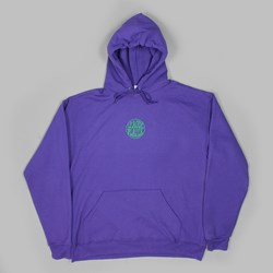ALLTIMERS HACKER HOODY DARK PURPLE