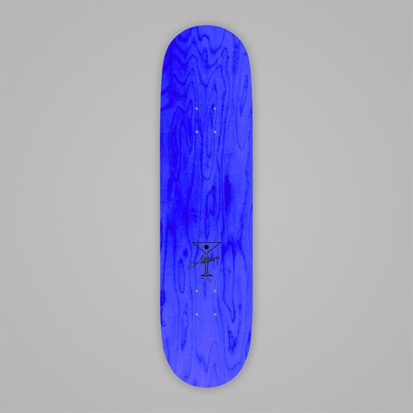 ALLTIMERS SEARS LOGO DECK NEON 8.25""