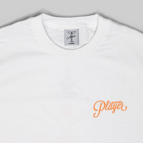 ALLTIMERS SPLITS SS T-SHIRT WHITE
