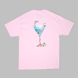 ALLTIMERS TROPICAL FANTASY TEE PINK