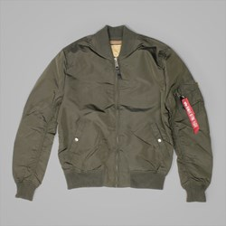 ALPHA INDUSTRIES MA1 TT JACKET REP GREY