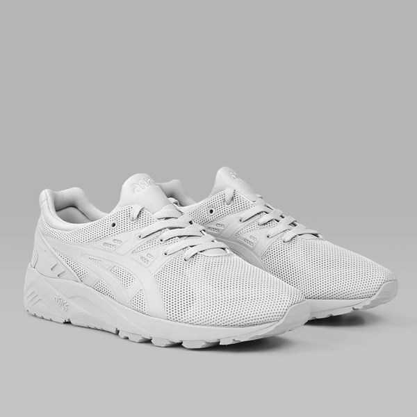ASICS GEL KAYANO EVO LIGHT GREY LIGHT GREY